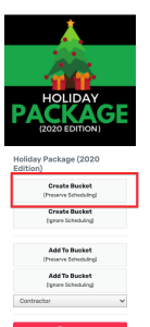 Claim A Holiday Pack 5