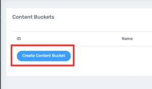 Create Your Content Bucket 3