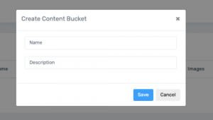 Create Your Content Bucket 4