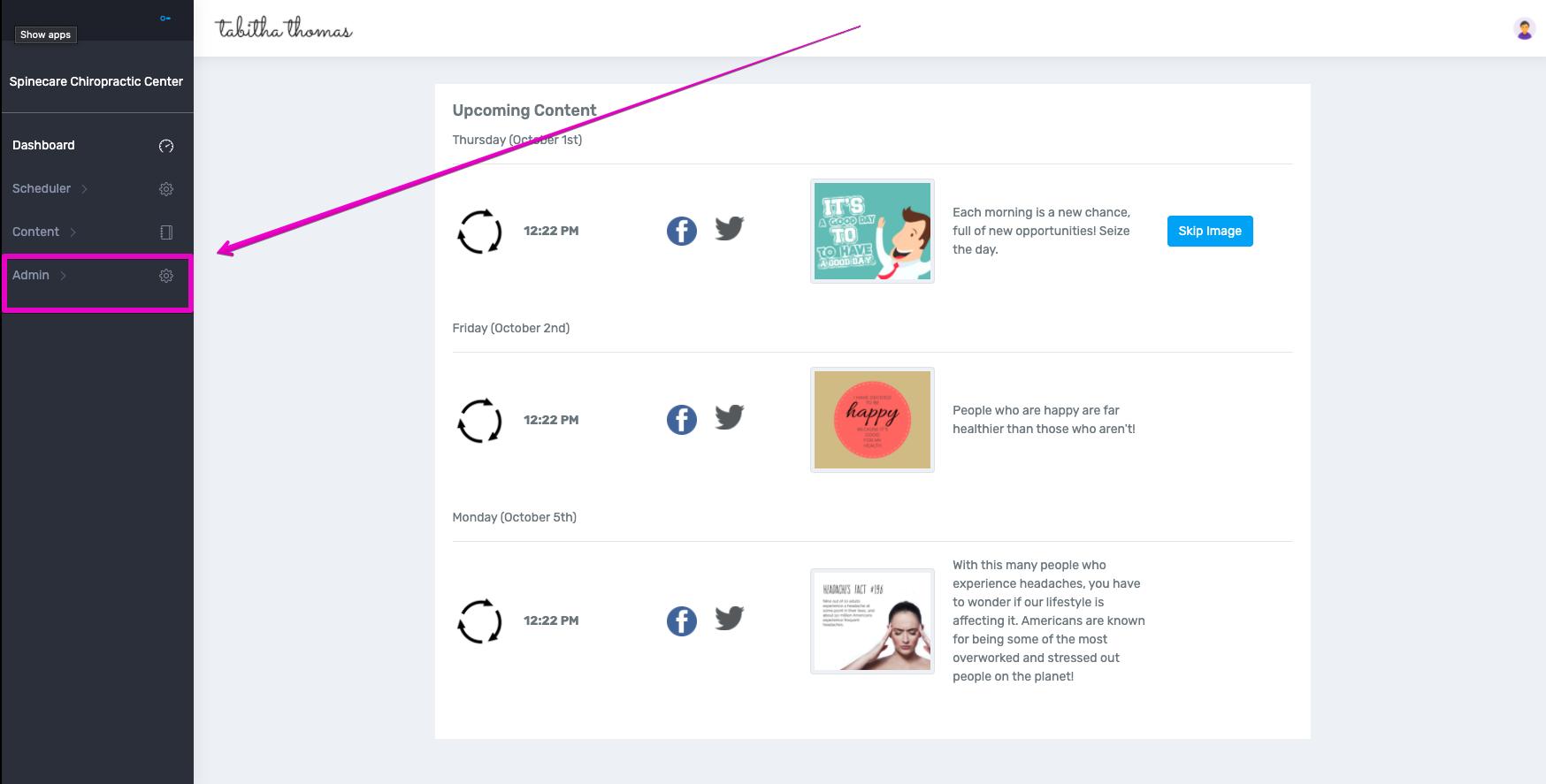 How Do I Connect My Social Accounts 2