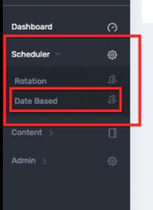 Step 2 Date Based